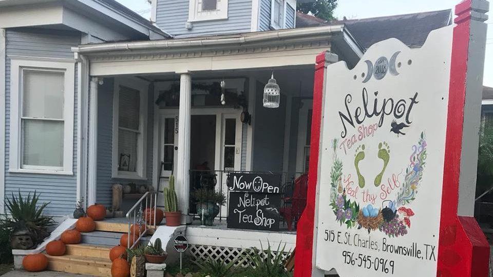 Nelipot Tea Shop